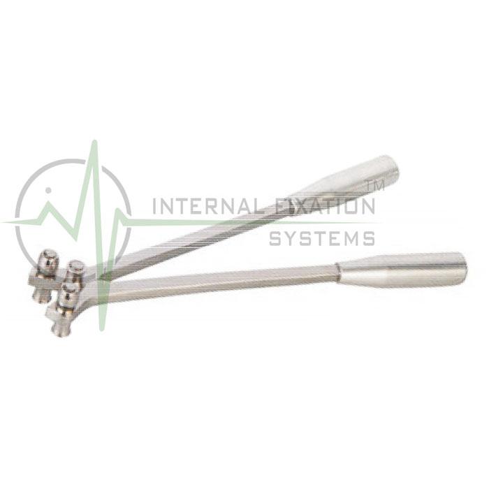 Plate Bending Plier (Roller Type) | Shagun Cares INC